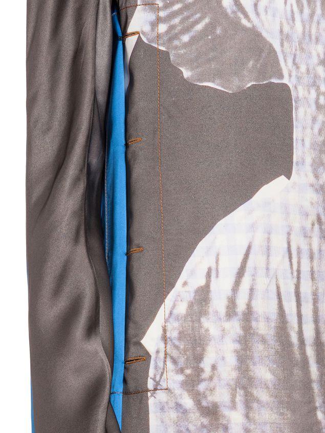 Marni Kleid mit langen Ärmeln Damen - 4