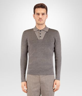 FUME' MERINOS WOOL SWEATER