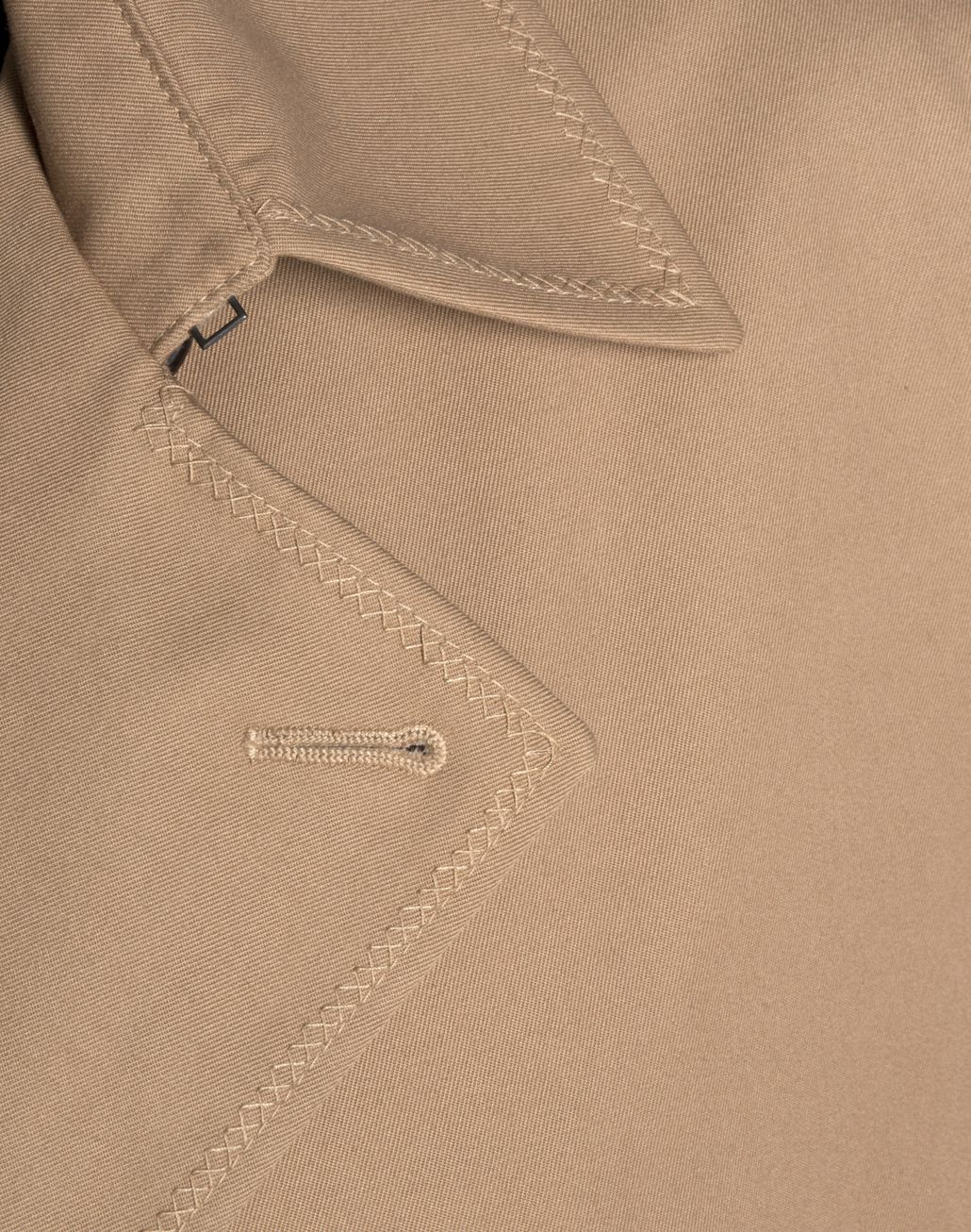 BRIONI Beige Double Breasted Trench Coat Coats & Raincoats [*** pickupInStoreShippingNotGuaranteed_info ***] d