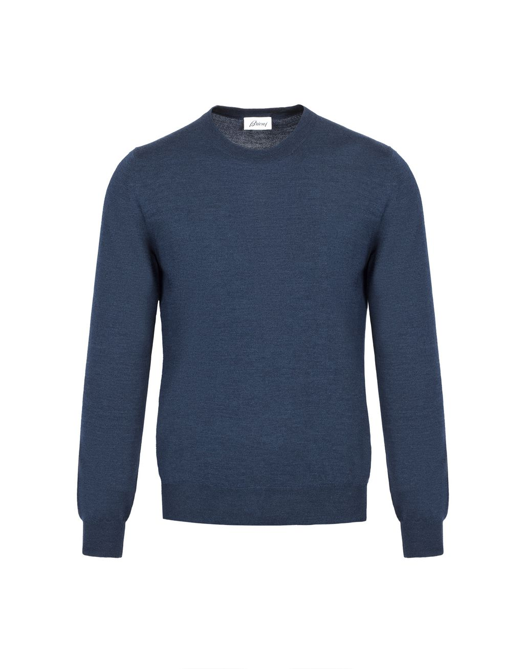 BRIONI Bluette Crew-Neck Sweater Knitwear Man f