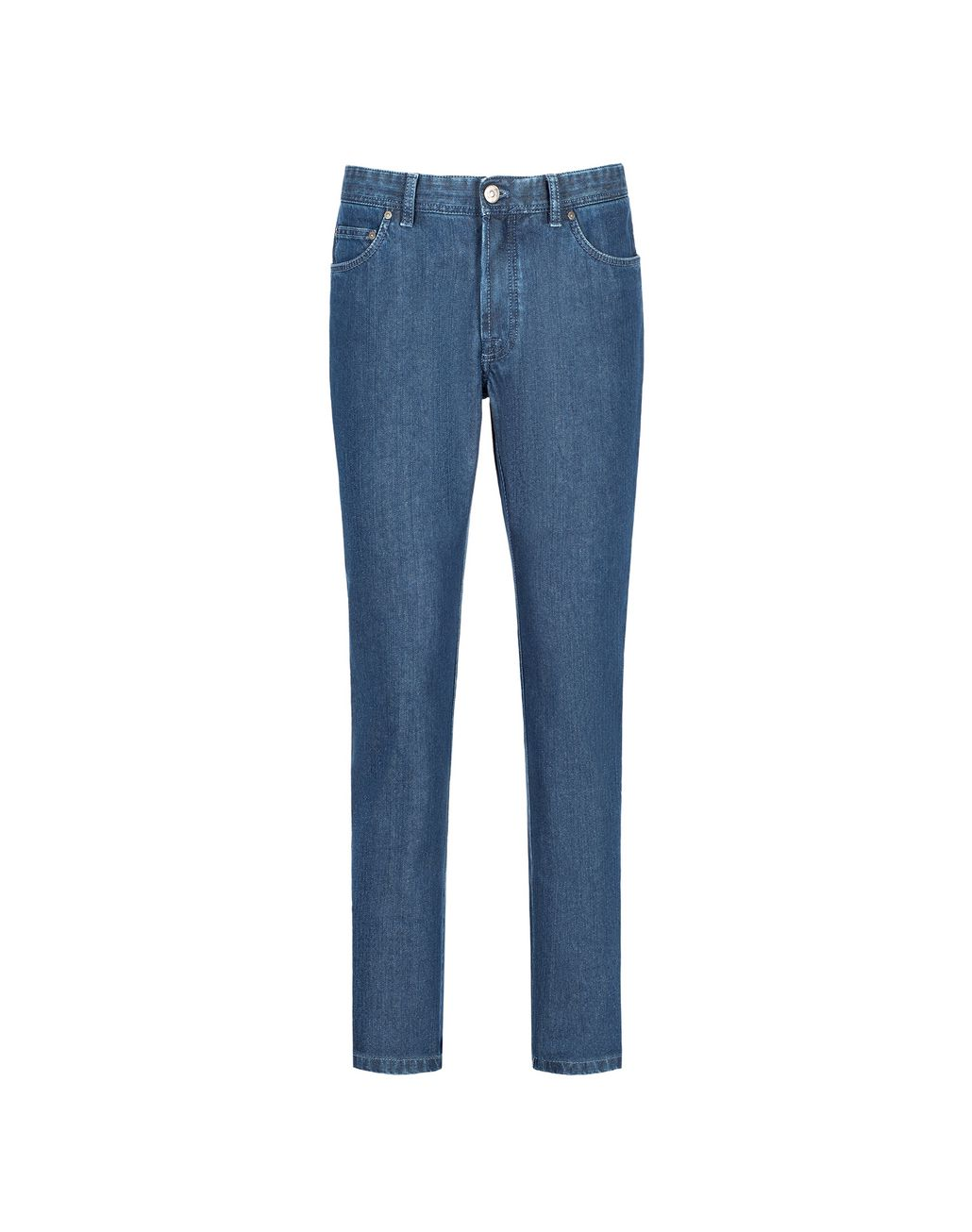 BRIONI Blue Meribel Jeans Denim Man f