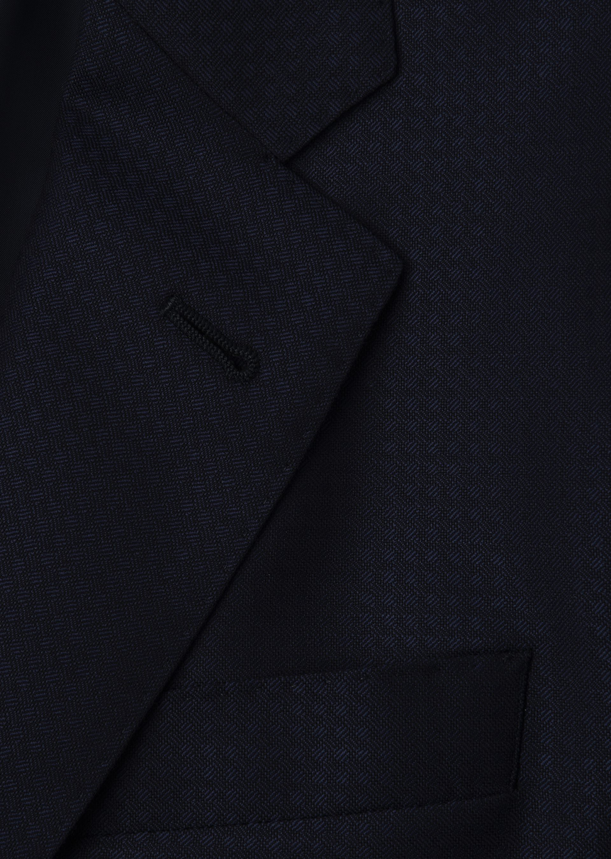 GIORGIO ARMANI スーツ ピュアウールジャカード製 SOFTシリーズ スーツ U h