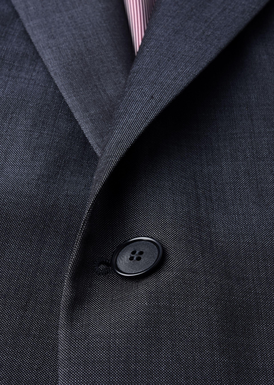 GIORGIO ARMANI TRADER BLU PURE WOOL SUIT Suit U a
