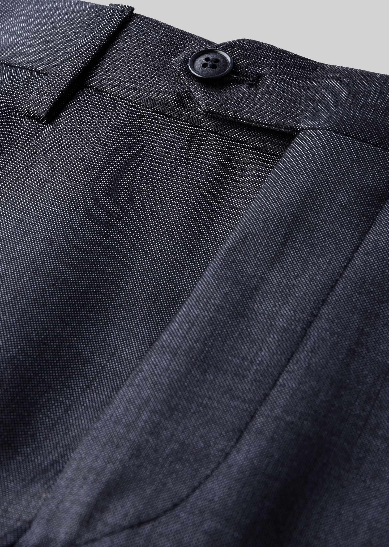 GIORGIO ARMANI TRADER BLU PURE WOOL SUIT Suit U g