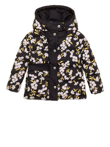 Marni NYLON DOWN JACKET WITH SISTOWBELL PRINT Woman