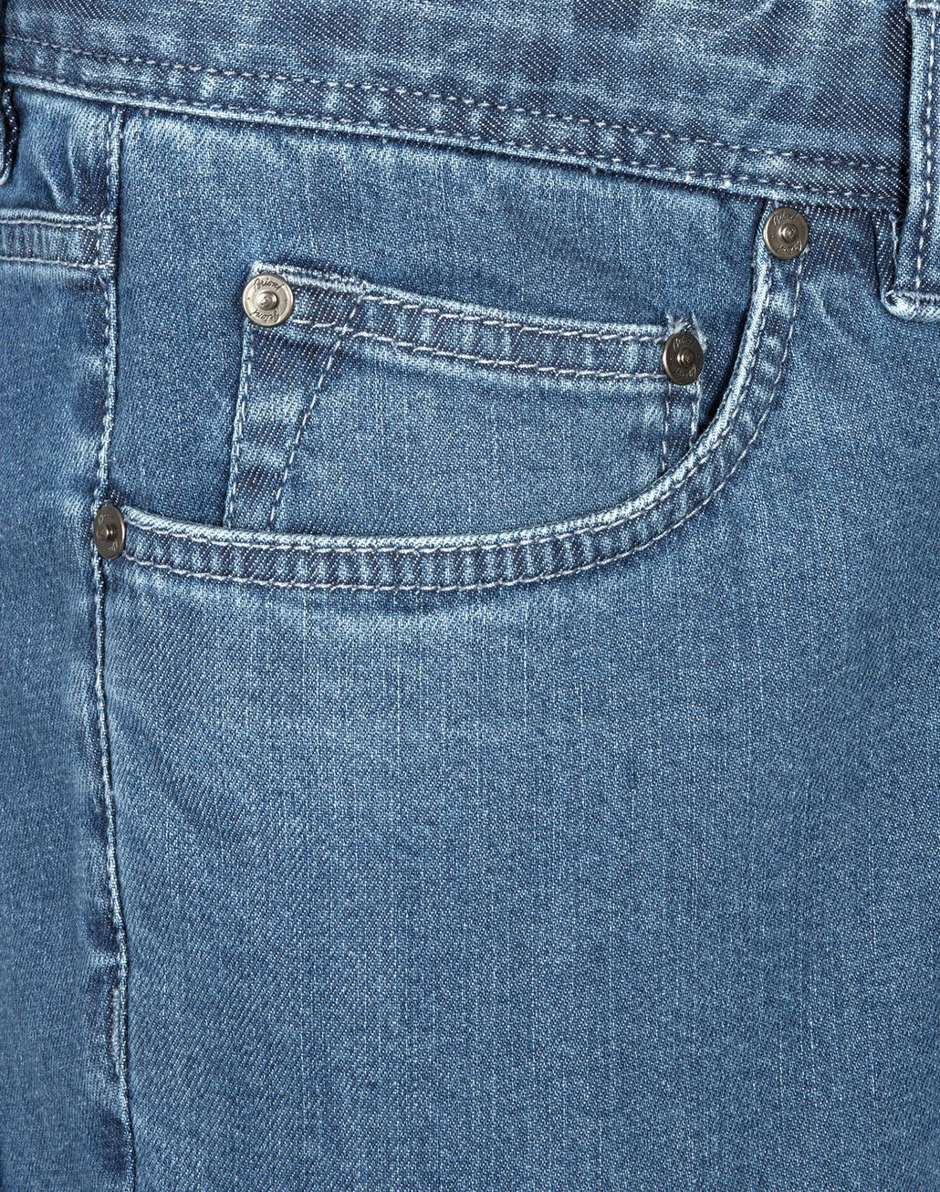 BRIONI Light Blue Meribel Jeans Denim Man e