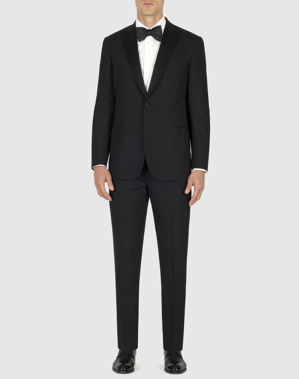 BRIONI 'Essential' Policleto Tuxedo Suit Tuxedo [*** pickupInStoreShippingNotGuaranteed_info ***] r