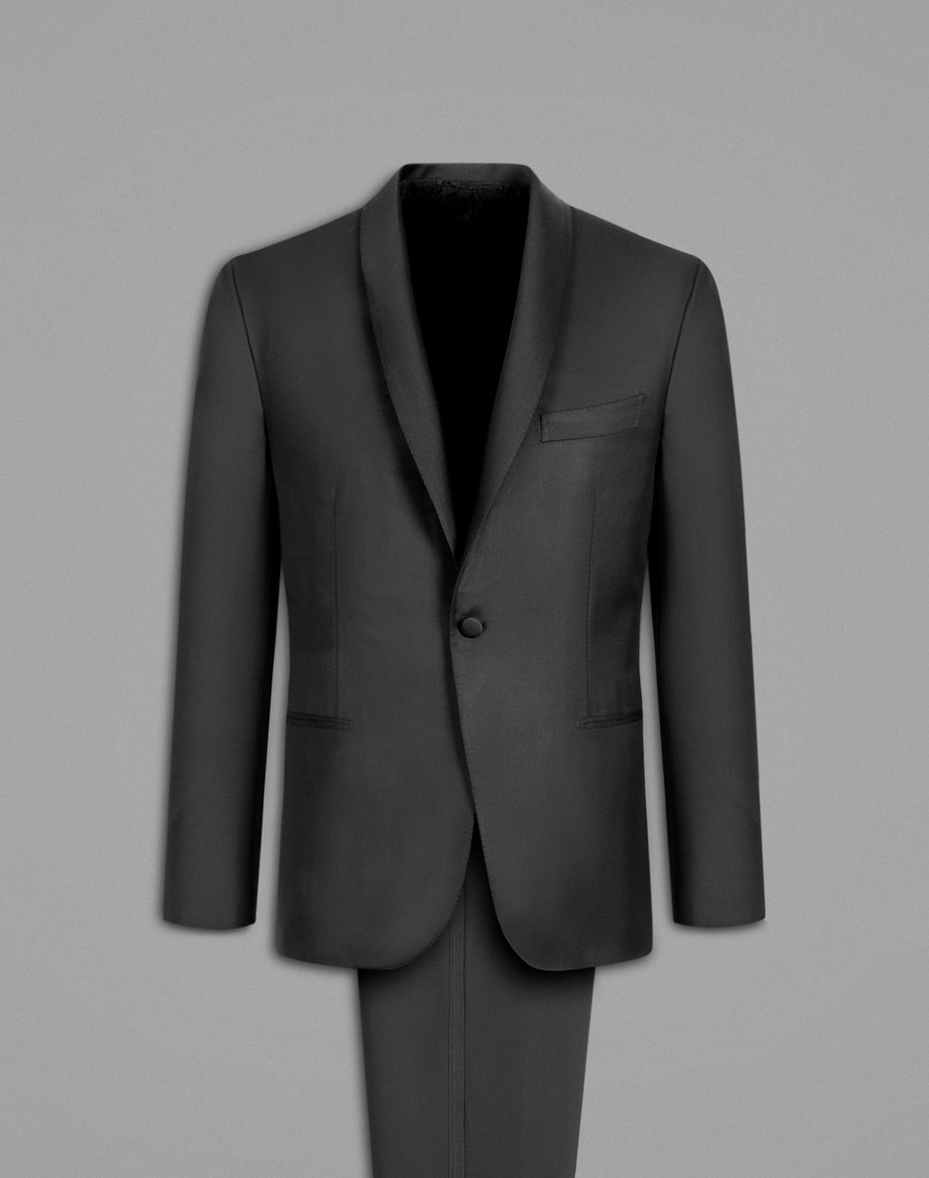 BRIONI 'Essential' Madison Tuxedo Suit Tuxedo Man f