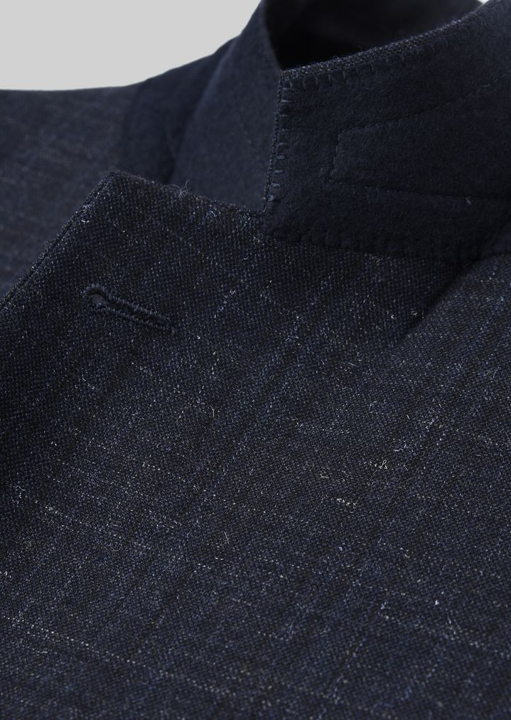 ... SUIT FROM THE SOHO LINE IN WOOL AND ALPACA. GIORGIO ARMANI d03d1a2aaaf02