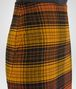 BOTTEGA VENETA MULTICOLOUR WOOL SKIRT Skirt or trouser Woman ap