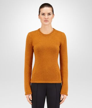 OCRE CASHMERE SWEATER