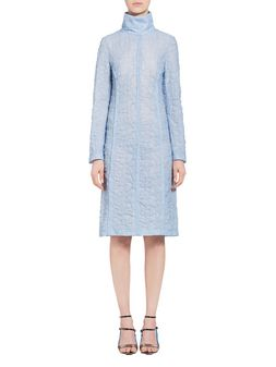 Marni Three dimensional sheer dress Woman