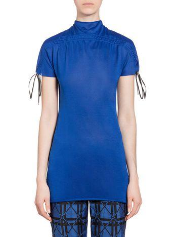 Marni Tunic in technical interlock fabric Woman