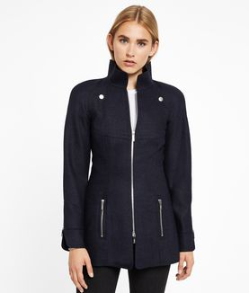 KARL LAGERFELD KARL ZIPPED JACKET