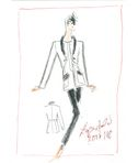 KARL LAGERFELD Karl Tuxedo Blazer 8_a
