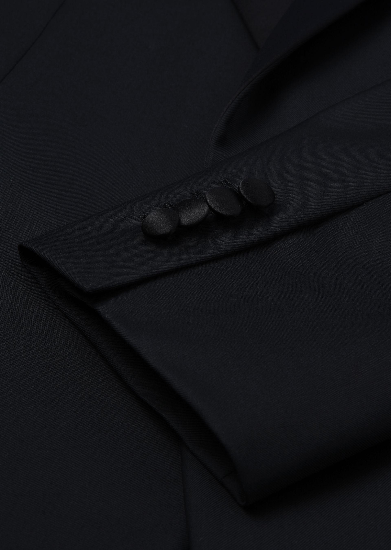 GIORGIO ARMANI WALL STREET WOOL AND CASHMERE TUXEDO  Suit U a