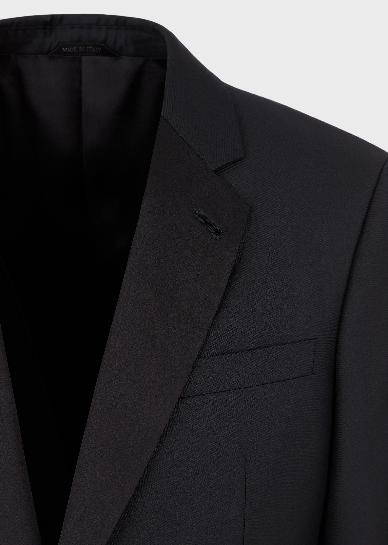 GIORGIO ARMANI WALL STREET WOOL AND CASHMERE TUXEDO  Suit U c
