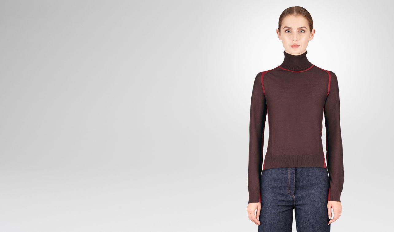 maglia in lana merino barolo scuro landing