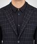 BOTTEGA VENETA DARK NAVY WOOL CASHMERE JACKET Outerwear and Jacket Man ap
