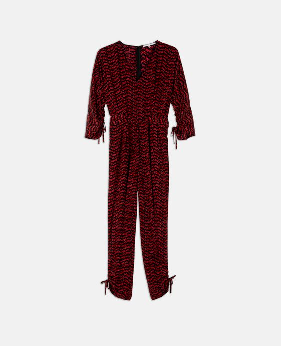 Jumpsuit All Is Love aus Seide