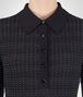 BOTTEGA VENETA DARK NAVY MERINO TOP Knitwear or Top or Shirt Woman ap