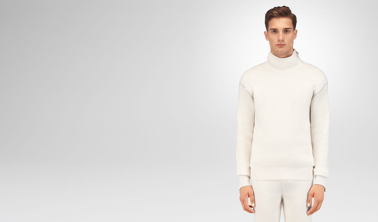 latte wool cashmere sweater landing