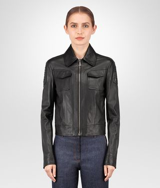 NERO CALF JACKET