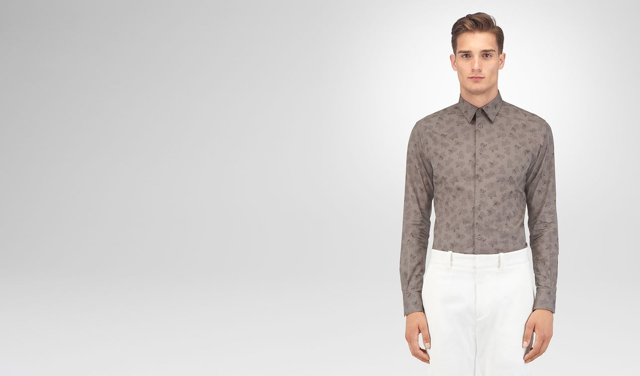 steel cotton shirt landing