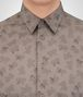 BOTTEGA VENETA STEEL COTTON SHIRT Shirt Man ap