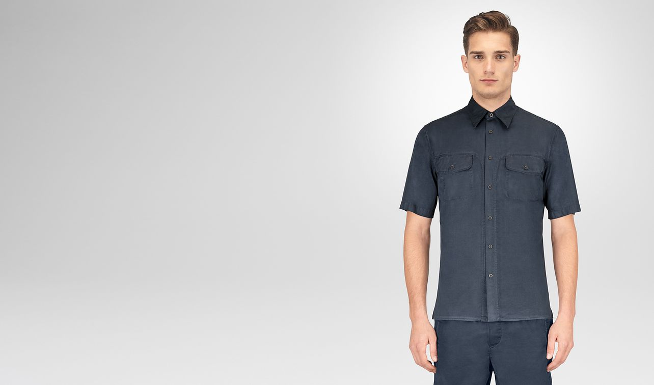 denim cotton shirt landing