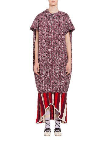 Marni Dress in poplin Cosmos print Woman