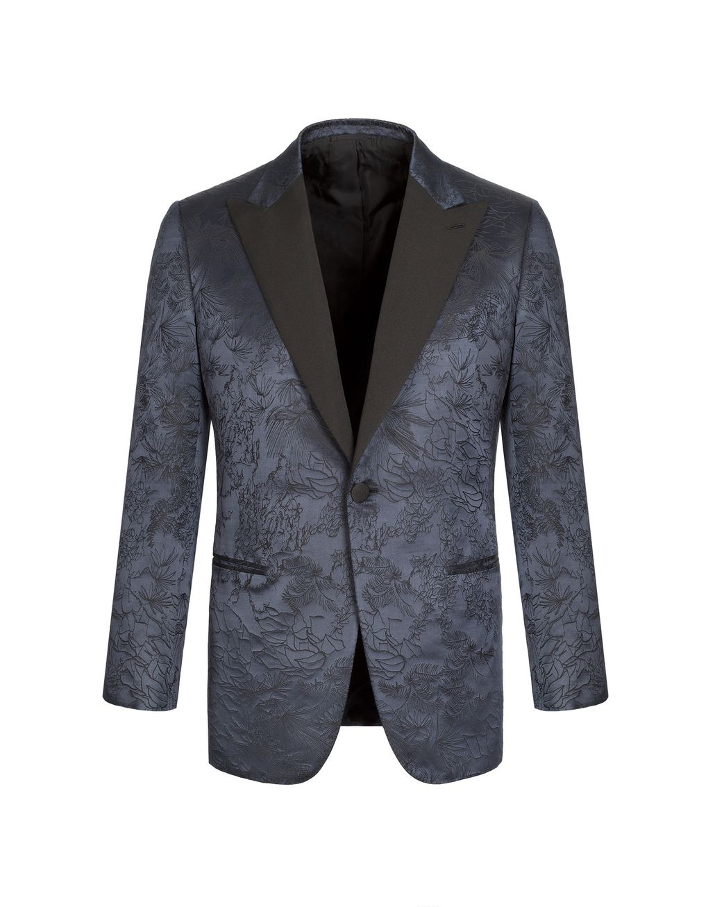 BRIONI Smoking Barberini bleu marine  Smoking Homme f