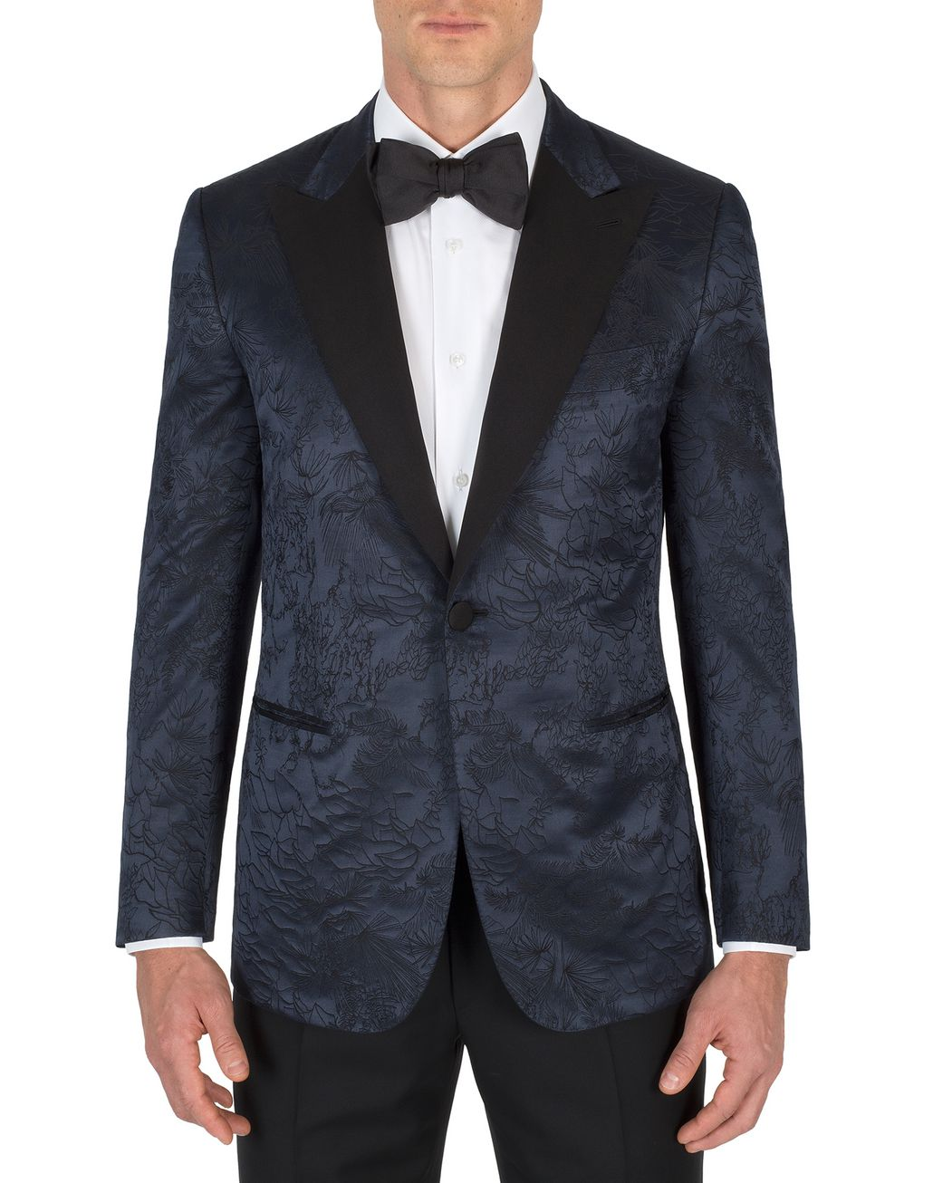 BRIONI Navy Blue Barberini Tuxedo Suit  Tuxedo [*** pickupInStoreShippingNotGuaranteed_info ***] r