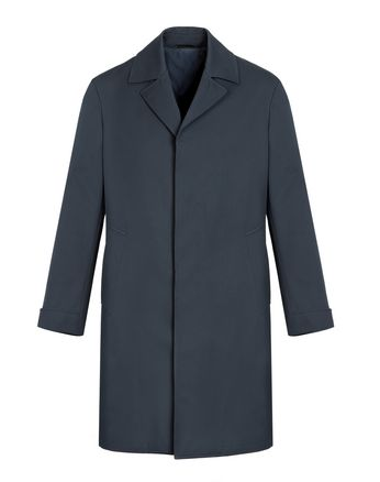 Navy Blue Heritage Coat