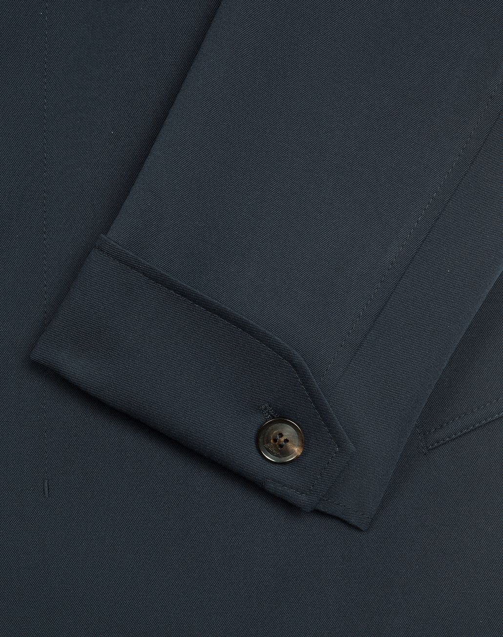 BRIONI Navy-Blue Heritage Coat Outerwear [*** pickupInStoreShippingNotGuaranteed_info ***] b