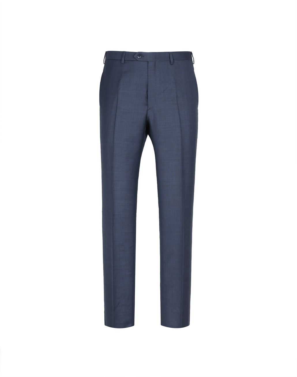 BRIONI Navy-Blue Tigullio Pants Trousers Man f