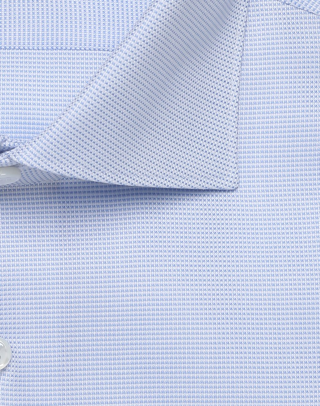 BRIONI Sky Blue and White Formal Shirt Formal shirt Man e