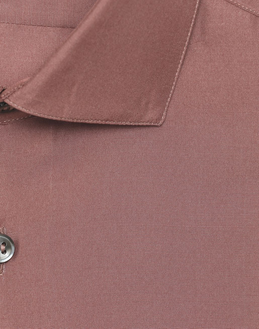 BRIONI Purple Silk Shirt  Leisure shirt Man e