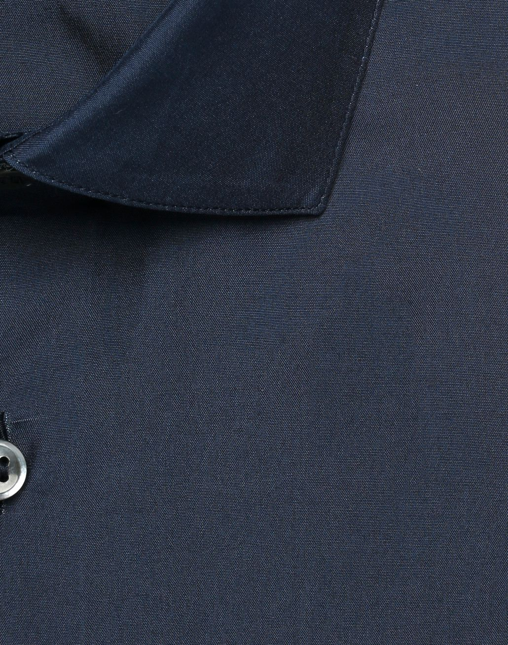 BRIONI Navy-Blue Silk Shirt  Leisure shirt Man e