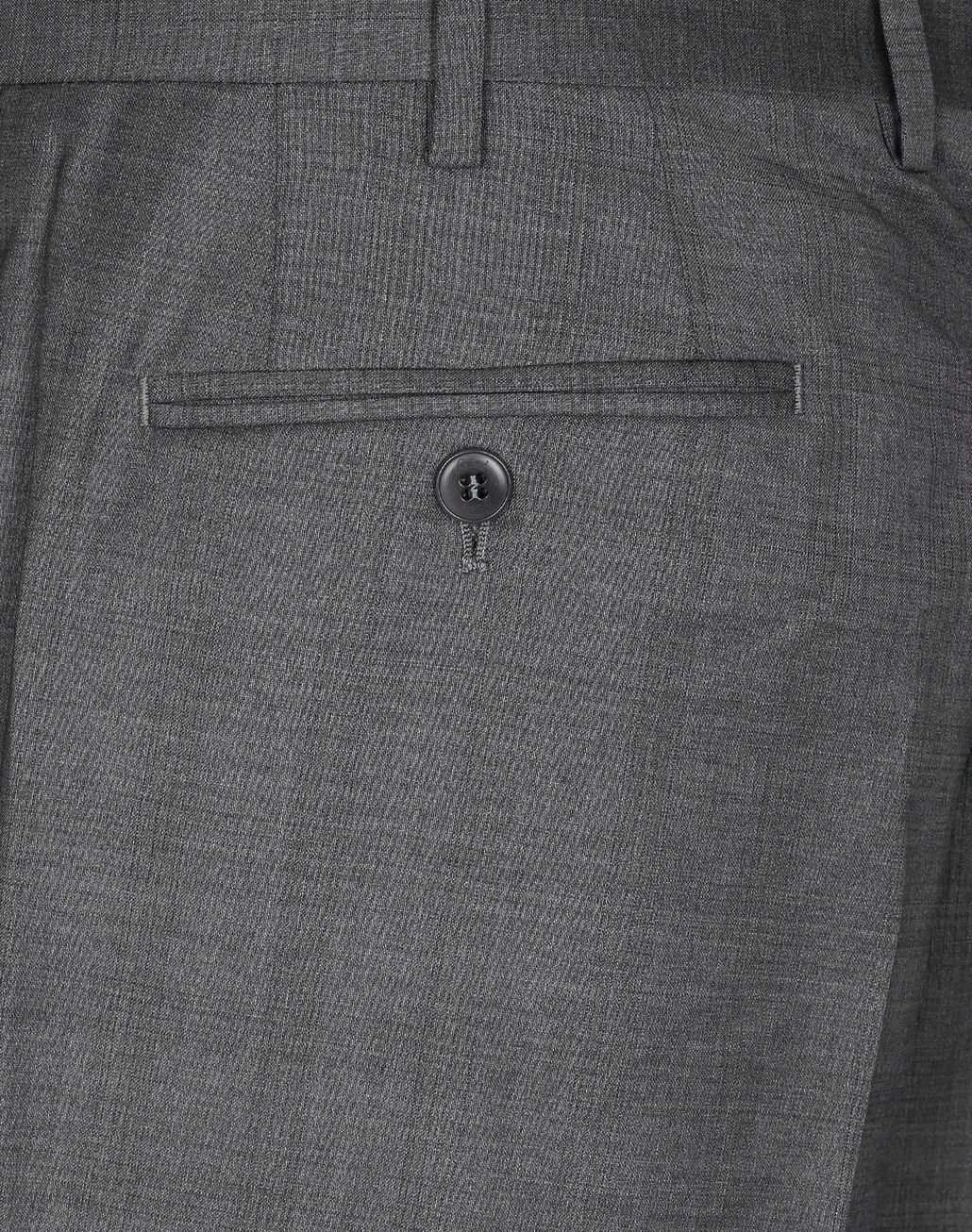 BRIONI Graphite Tigullio Check Trousers Trousers [*** pickupInStoreShippingNotGuaranteed_info ***] e