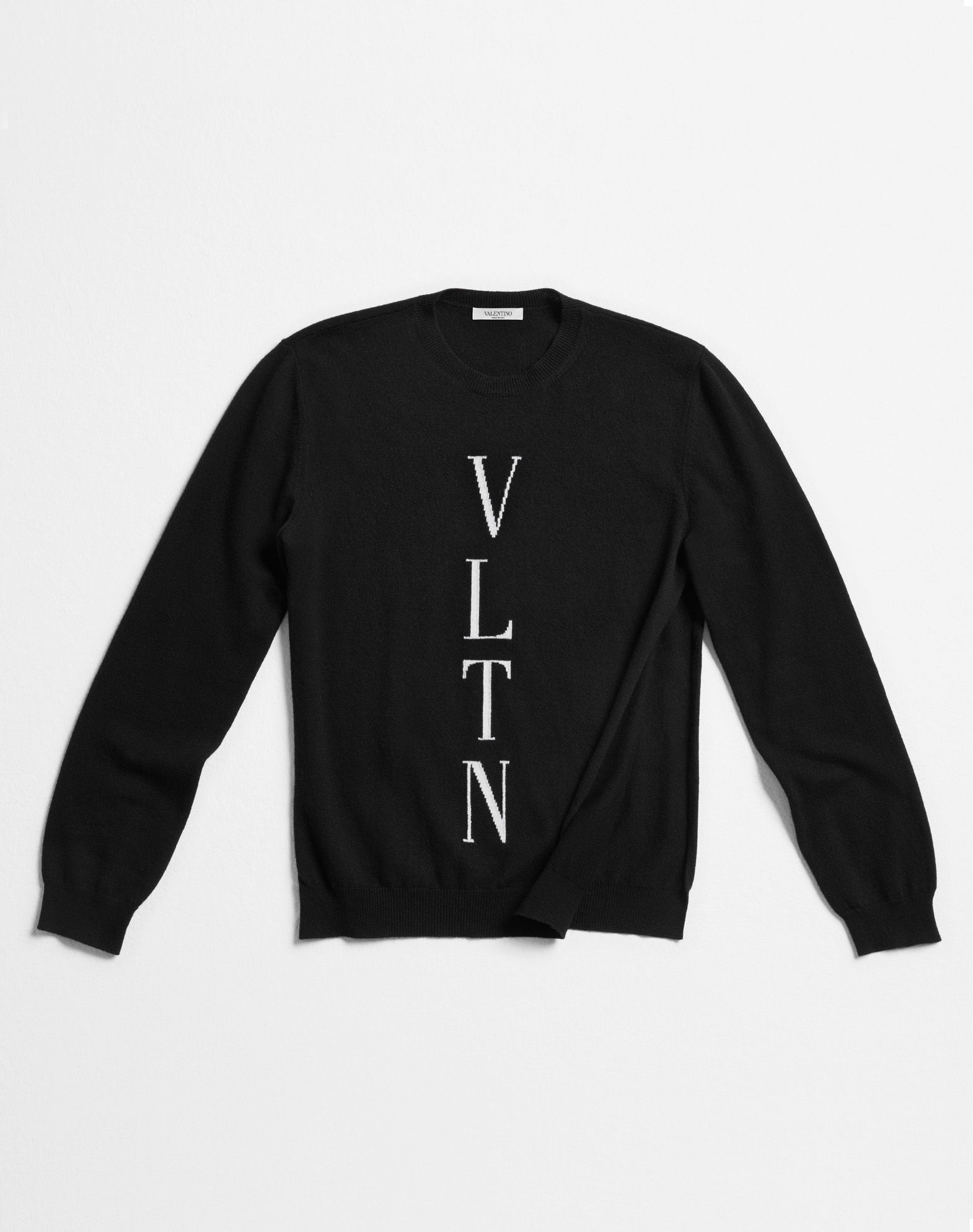 VALENTINO UOMO VLTN inlay sweater Knit top U l