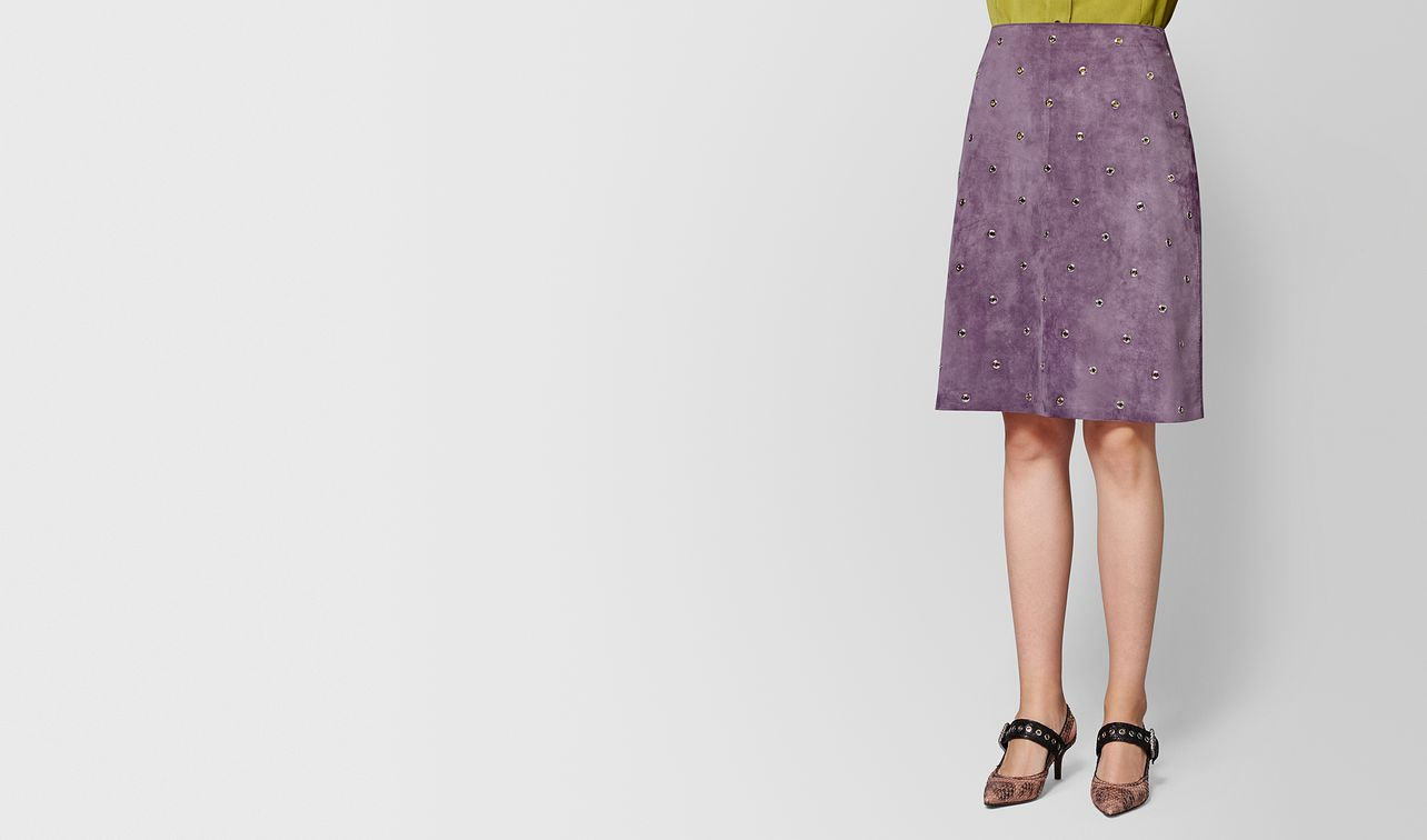 lilac suede skirt landing