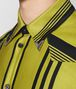 BOTTEGA VENETA DARK CHAMOMILE NERO COTTON SHIRT Shirt Man ap