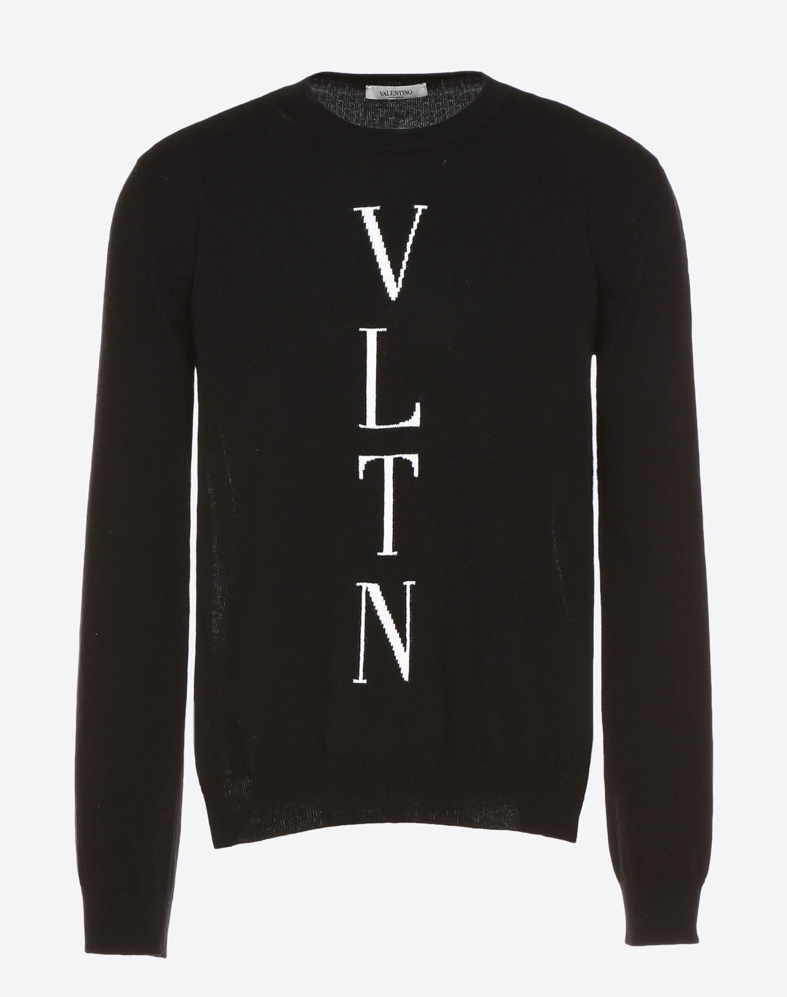 VALENTINO VLTN inlay sweater Knit top U f