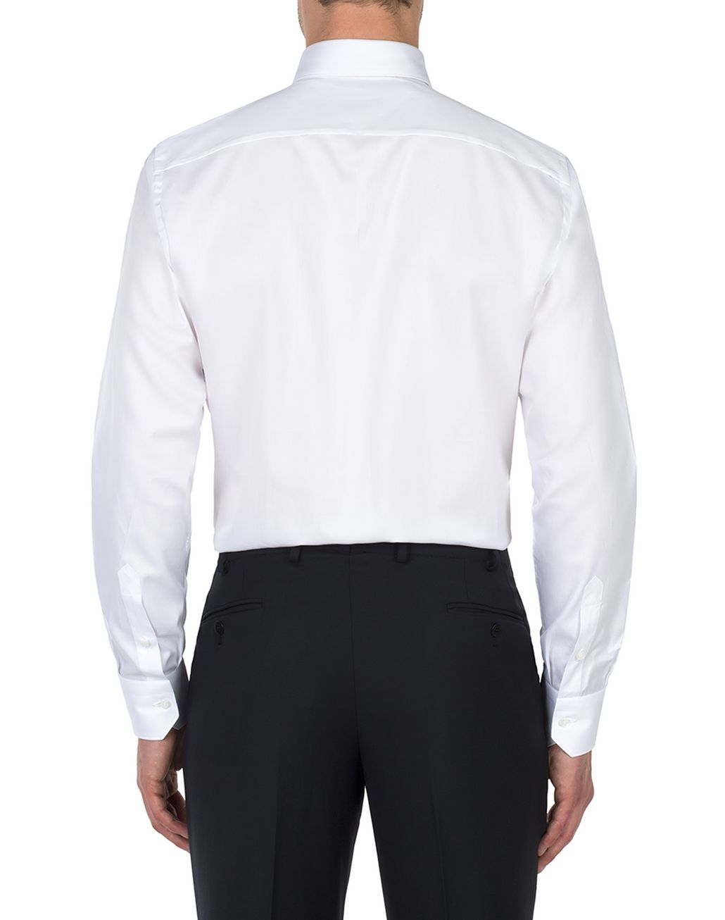 BRIONI White Formal Shirt Formal shirt Man d