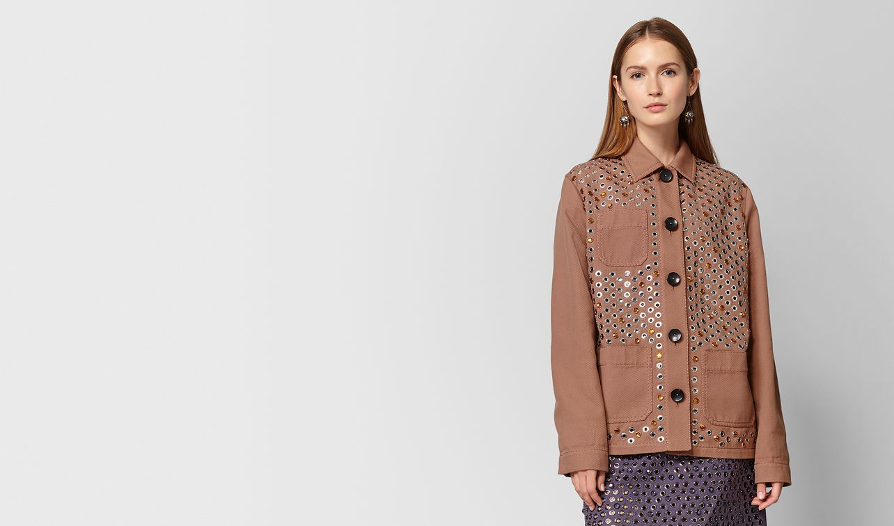 dahlia cotton jacket landing