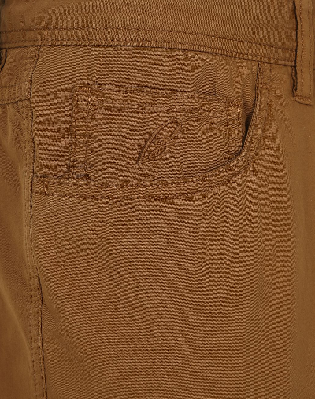 BRIONI Mustard Chamonix Five-Pocket Pants  Trousers [*** pickupInStoreShippingNotGuaranteed_info ***] e