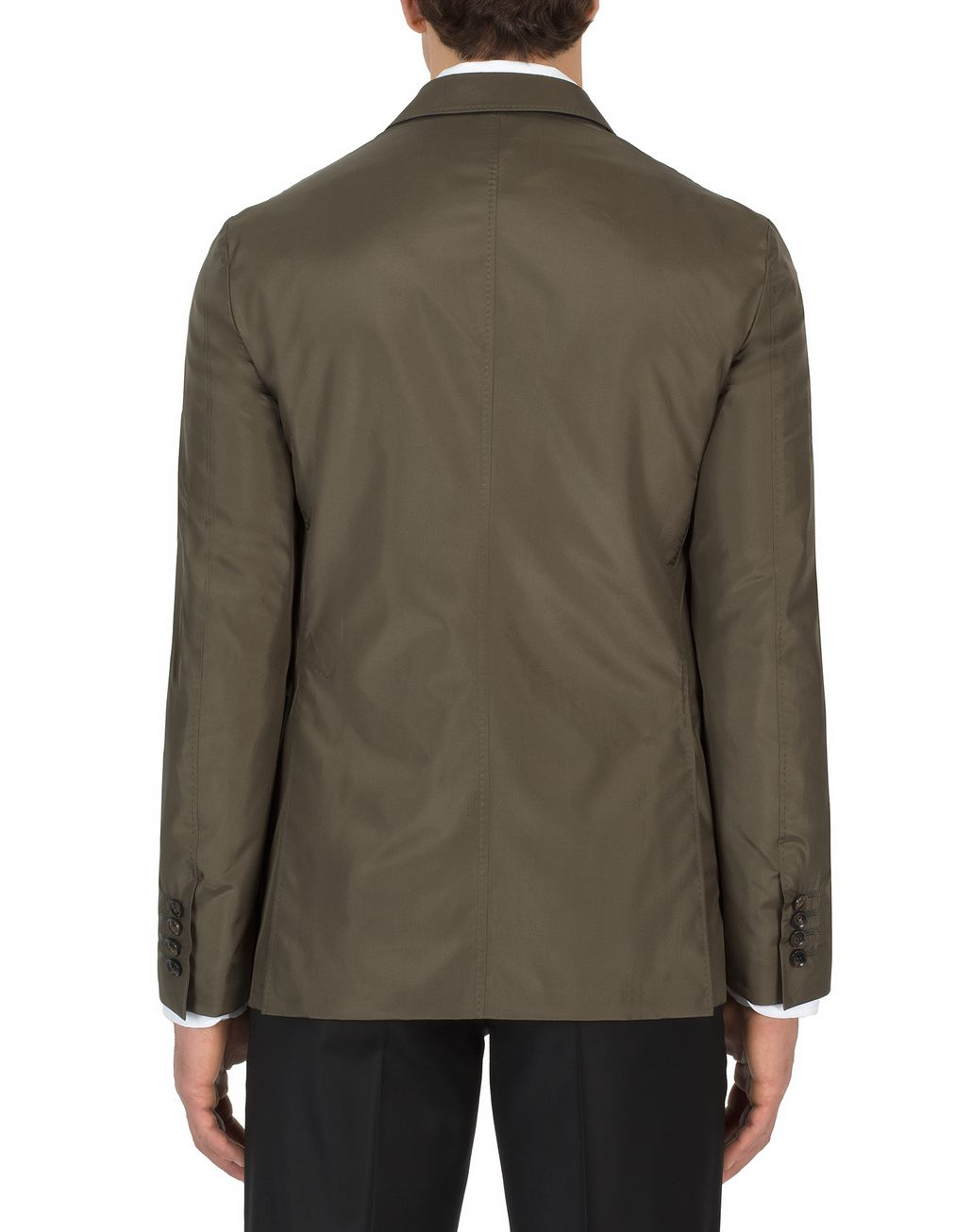 BRIONI Thyme Green Light Jacket   Outerwear Man d