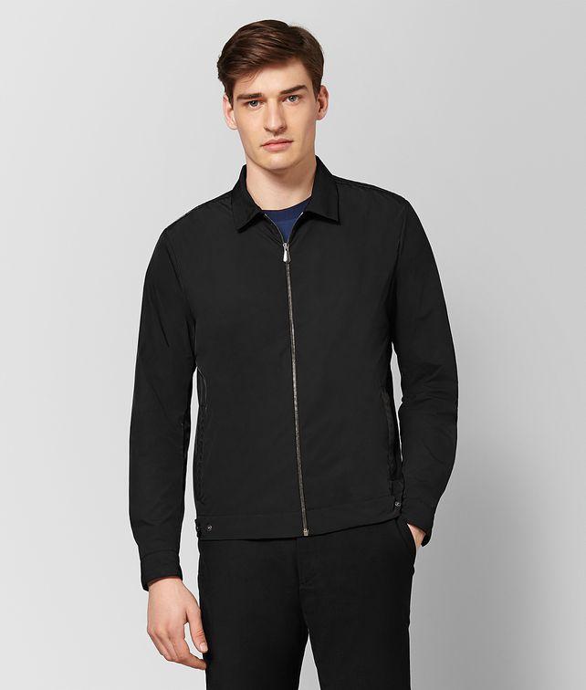 BOTTEGA VENETA NERO POLYESTER JACKET Outerwear and Jacket [*** pickupInStoreShippingNotGuaranteed_info ***] fp