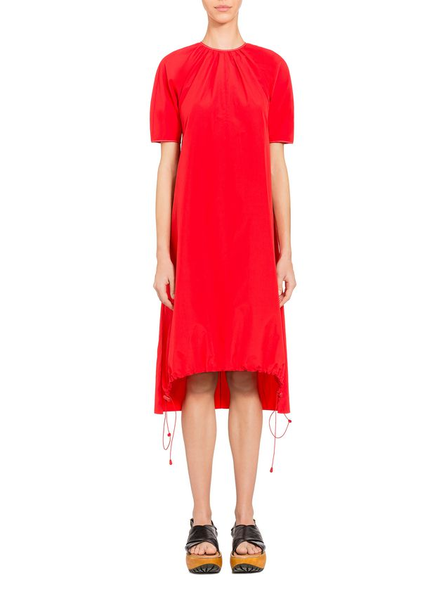 37b6ad5c907f04 Poplin Dress With Darts from the Marni Spring Summer 2019 collection ...
